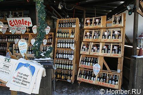 Пиво монахов Ettaler