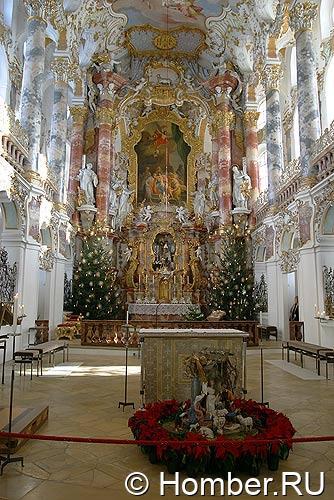 Виская церковь (Wieskirche)