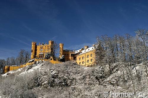 Замок Хоэшвангау